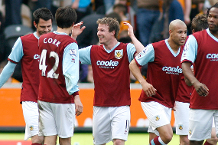 Hull City 1-4 Burnley, 2009/10