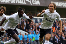 Luka Modric, Spurs