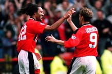 Jason Lee and Lars Bohinen, Nottingham Forest