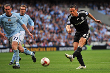 On this day - 13 Sep 2008: Man City 1-3 Chelsea