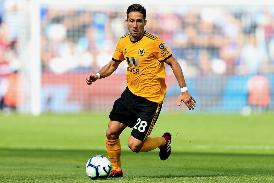 Joao Moutinho, Wolves