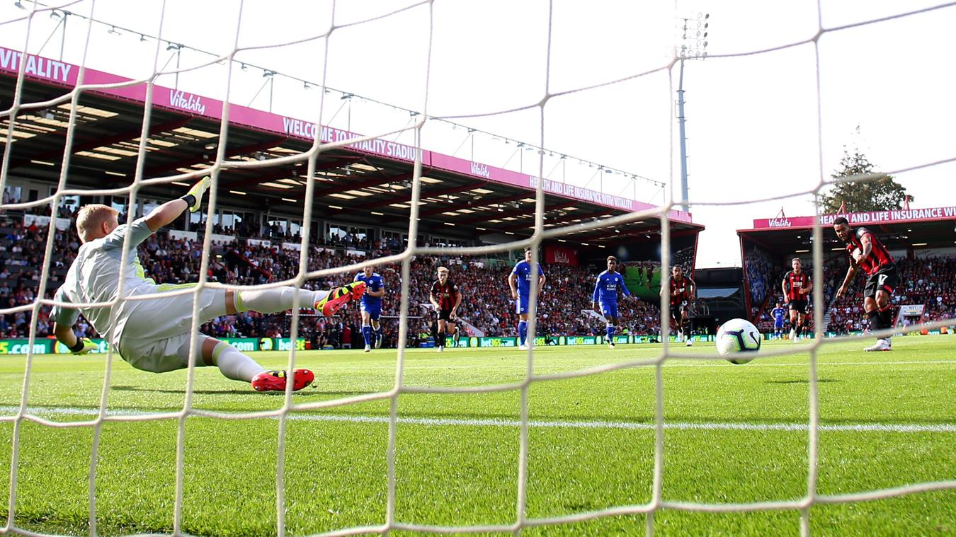 AFC Bournemouth 4-2 Leicester City