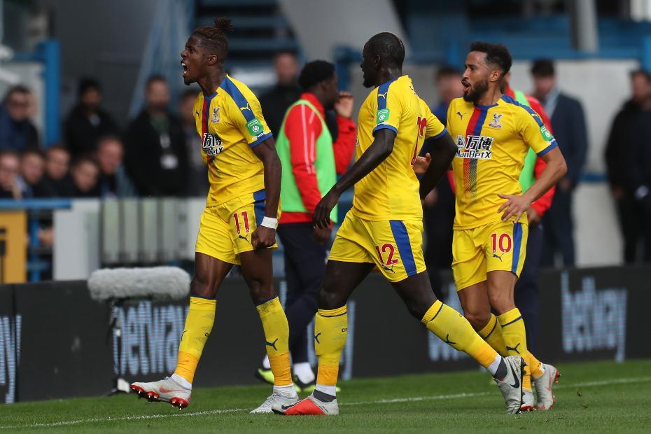 Huddersfield Town v Crystal Palace - Premier League