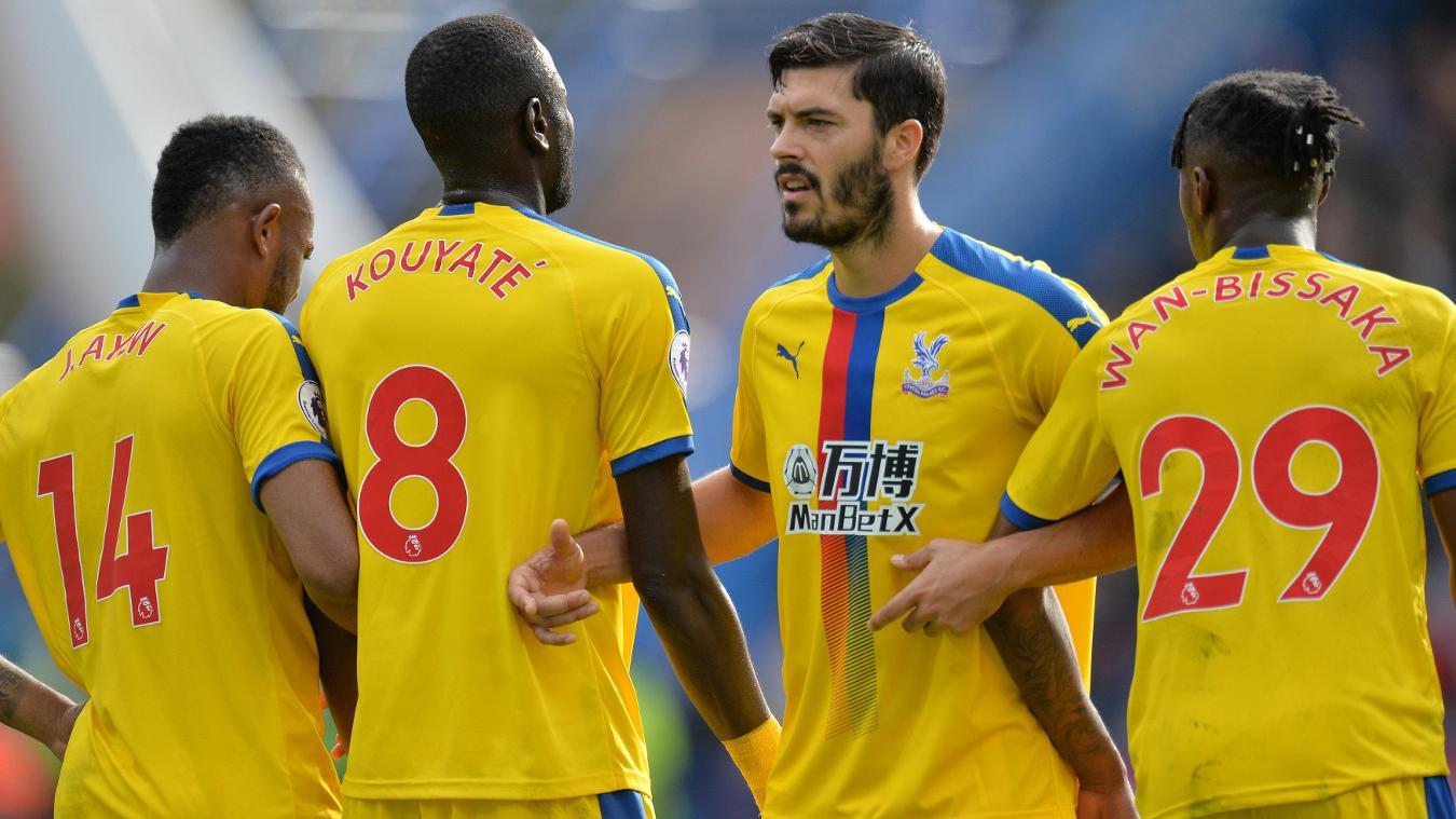Crystal Palace third