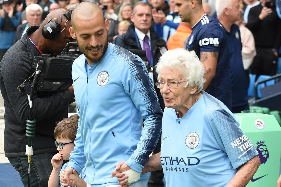 David Silva and Vera Cohen