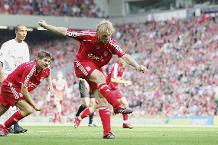 Liverpool v Spurs, 2006/07