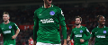 Glenn Murray celebrates scoring late penalty against Southampton