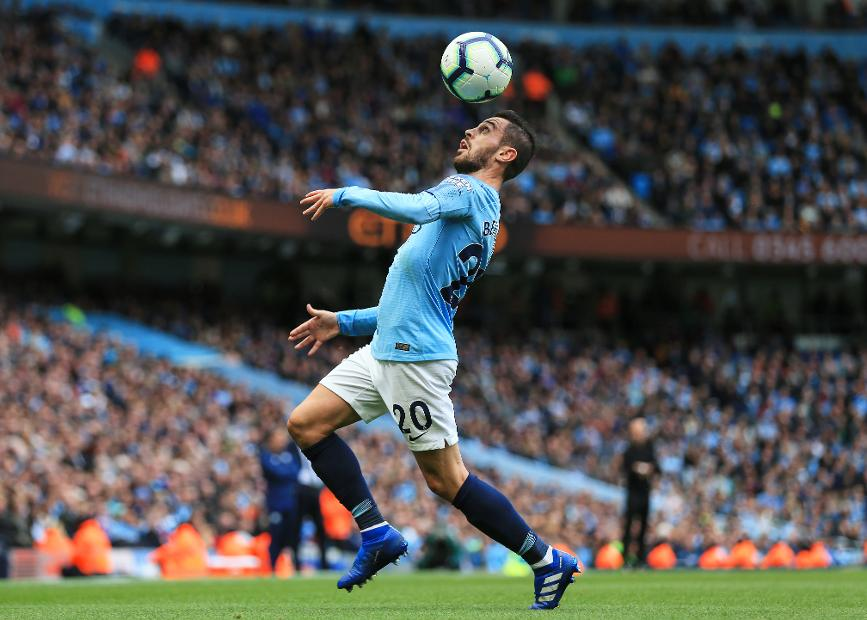 Manchester City, Bernardo Silva