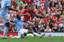 Michael Owen, Man Utd