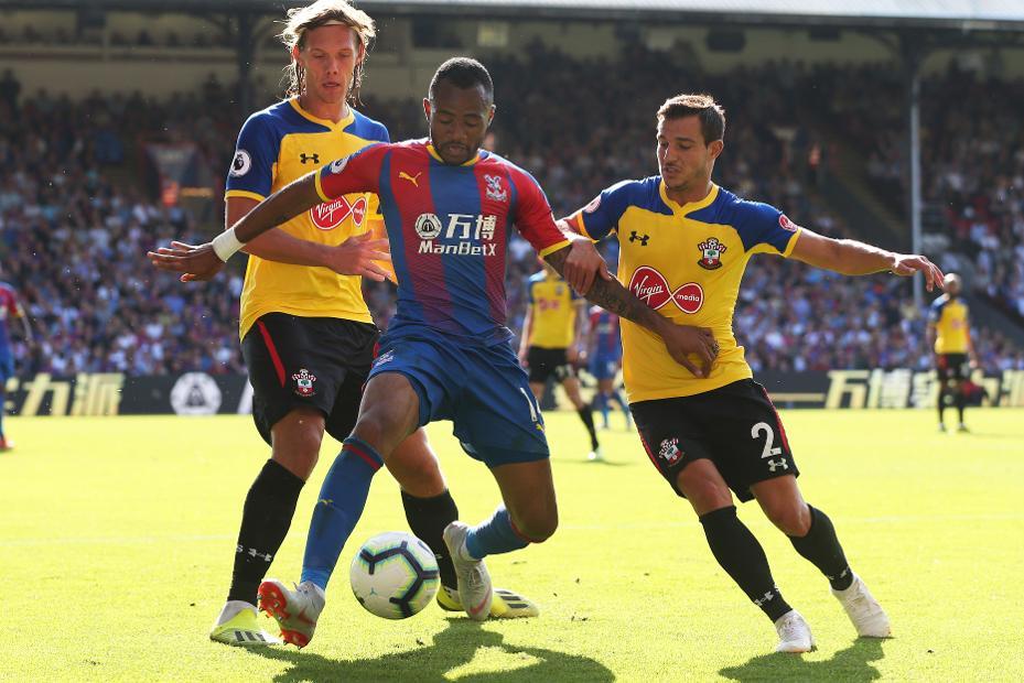 Jordan Ayew, Crystal Palace