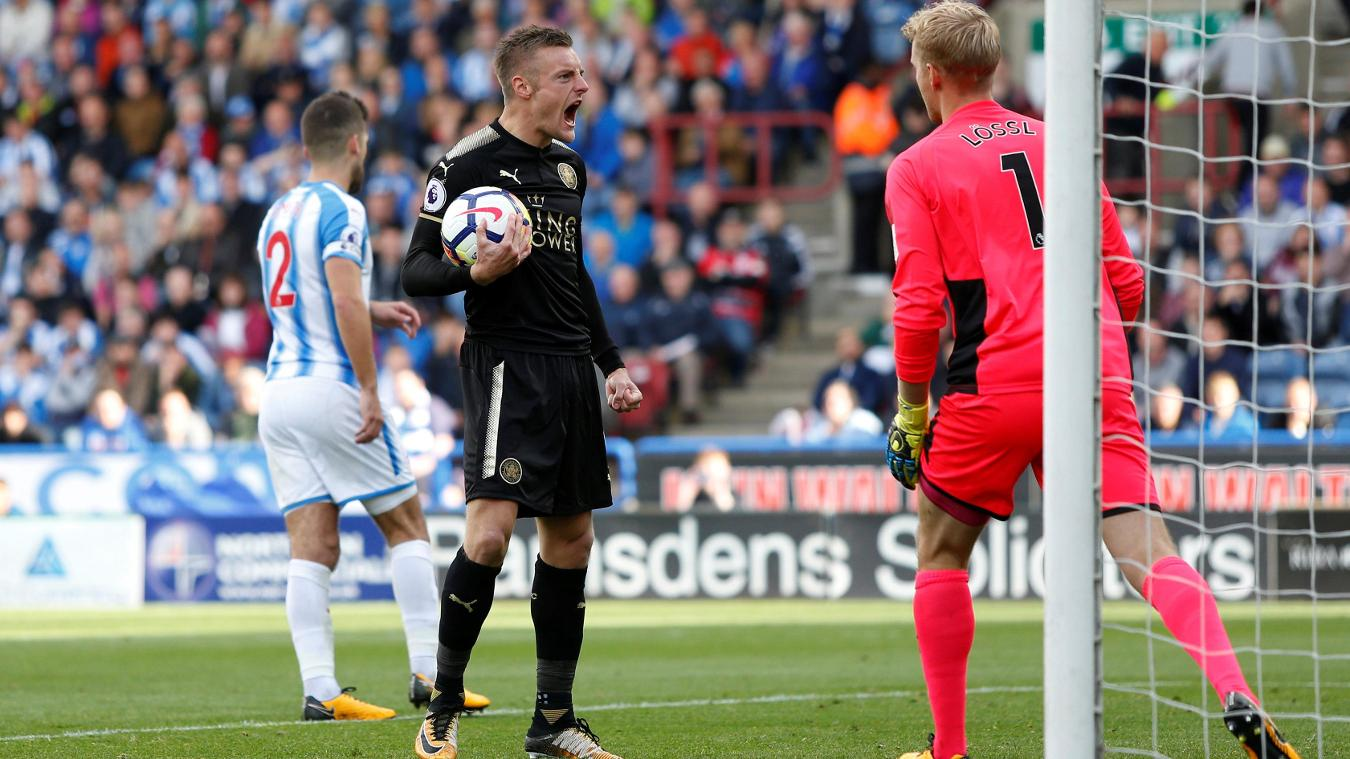 Leicester City v Huddersfield Town