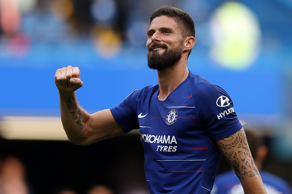 Gw6 Differentials Olivier Giroud