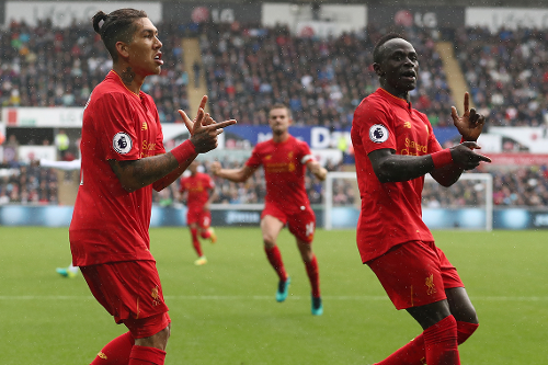 Mane: Firmino always copies my celebrations!