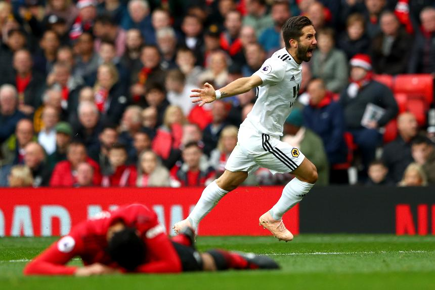 Manchester United v Wolverhampton Wanderers