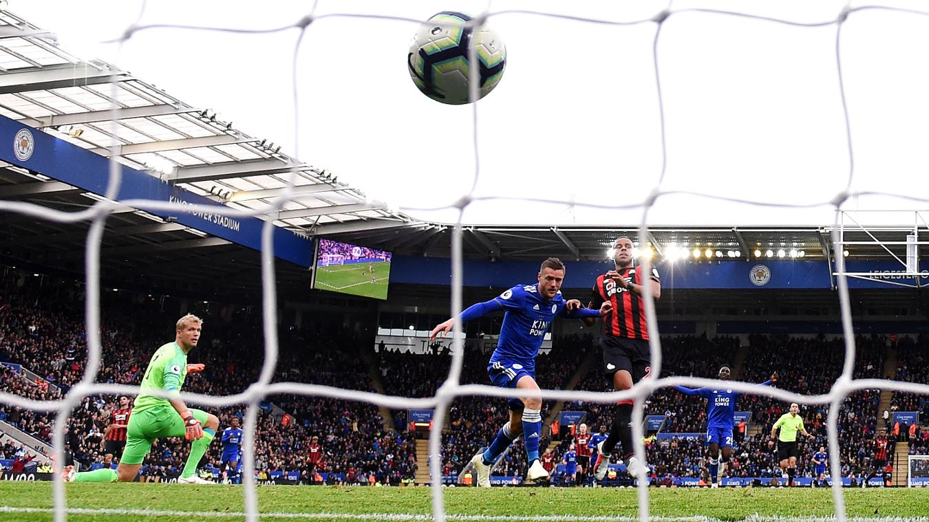 Leicester City 3-1 Huddersfield Town