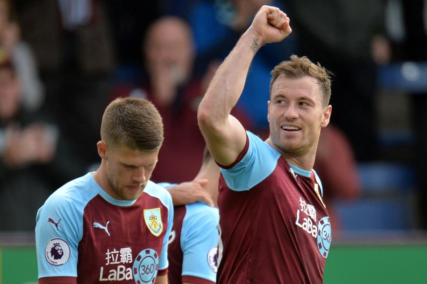 Burnley v AFC Bournemouth