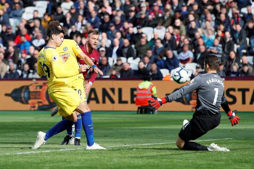 West Ham United v Chelsea