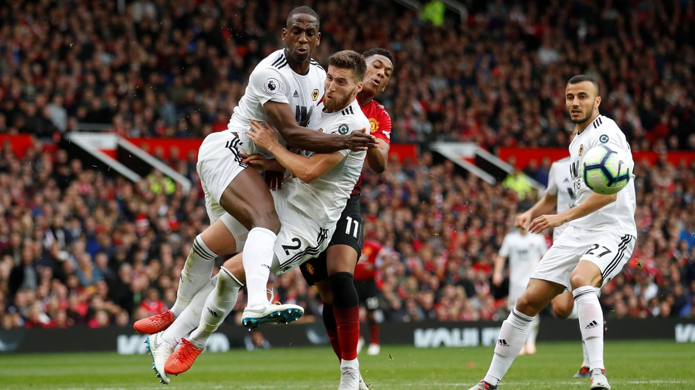 Manchester United 1-1 Wolverhampton Wanderers