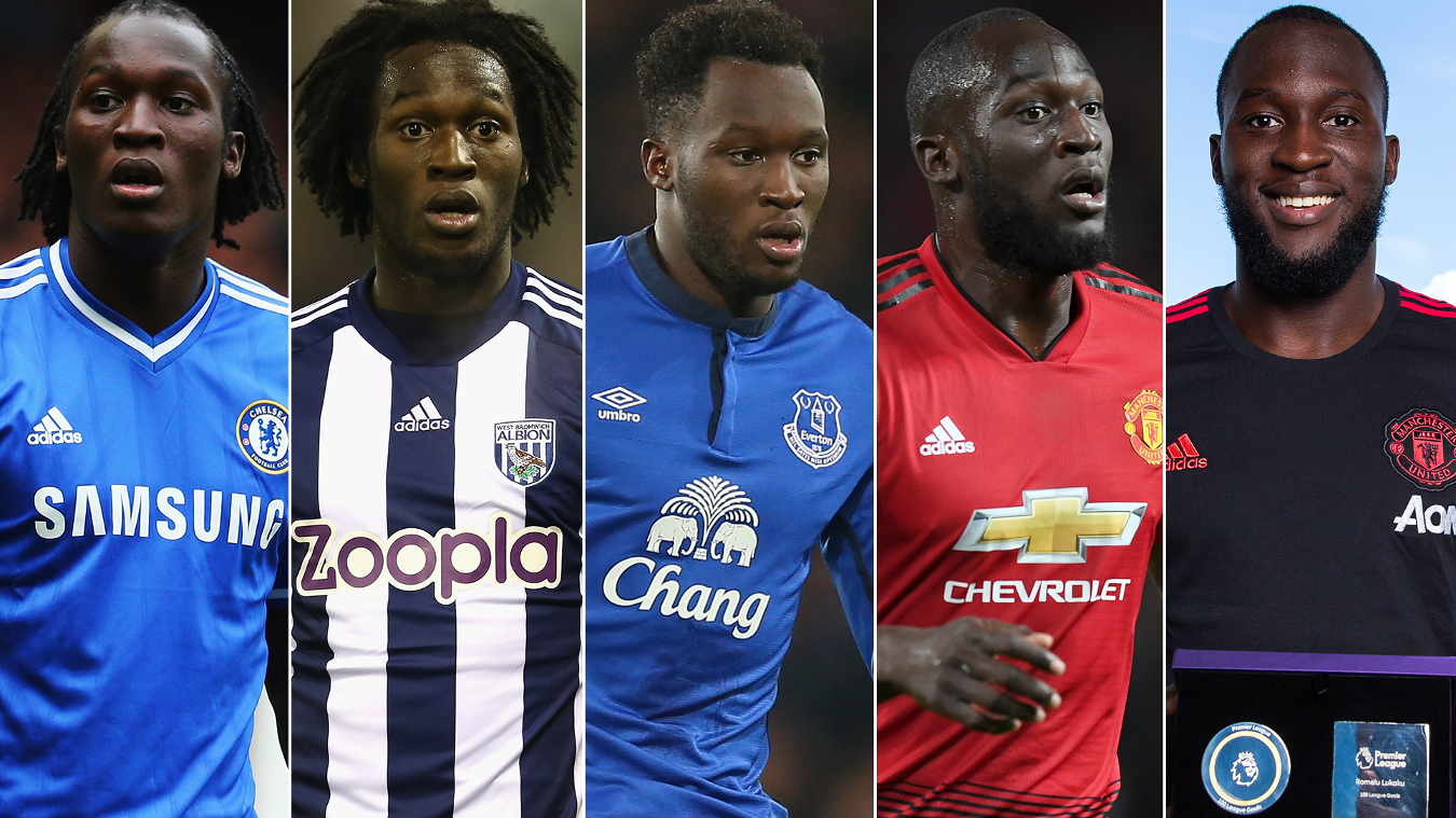 Premier League Milestones, Romelu Lukaku