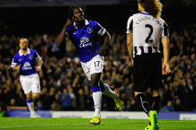 On this day - 30 Sep 2013: Everton 3-2 Newcastle