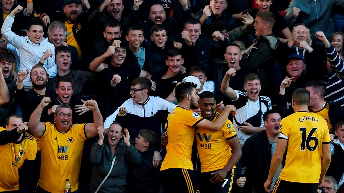 Wolverhampton Wanderers 2-0 Southampton
