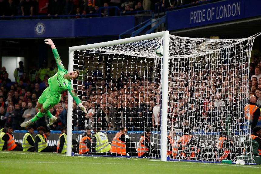 Chelsea 1-1 Liverpool