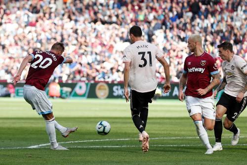 West Ham V Man Utd 2018 19 Premier League