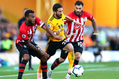 Wolves V Southampton 2018 19 Premier League