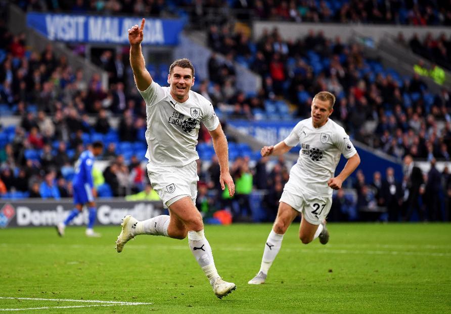 Cardiff City 1-2 Burnley