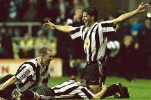 Iconic Moment: Five-star Newcastle beat Man Utd