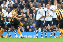 On this day - 5 Oct 2008: Spurs 0-1 Hull City