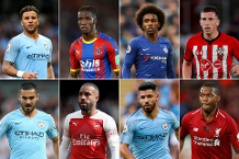 Carling Goal of the Month contenders for September