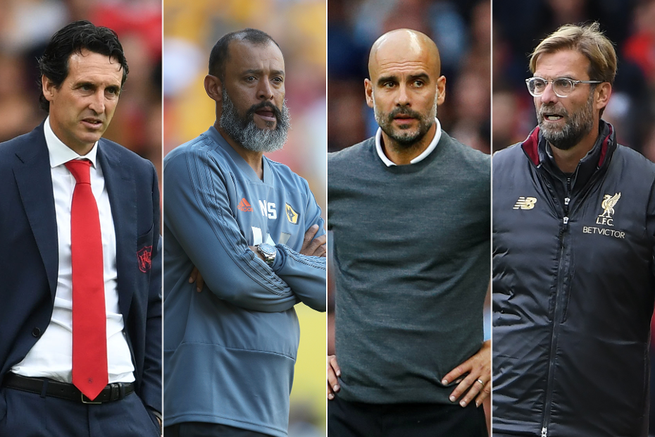 Barclays Manager of the Month nominees