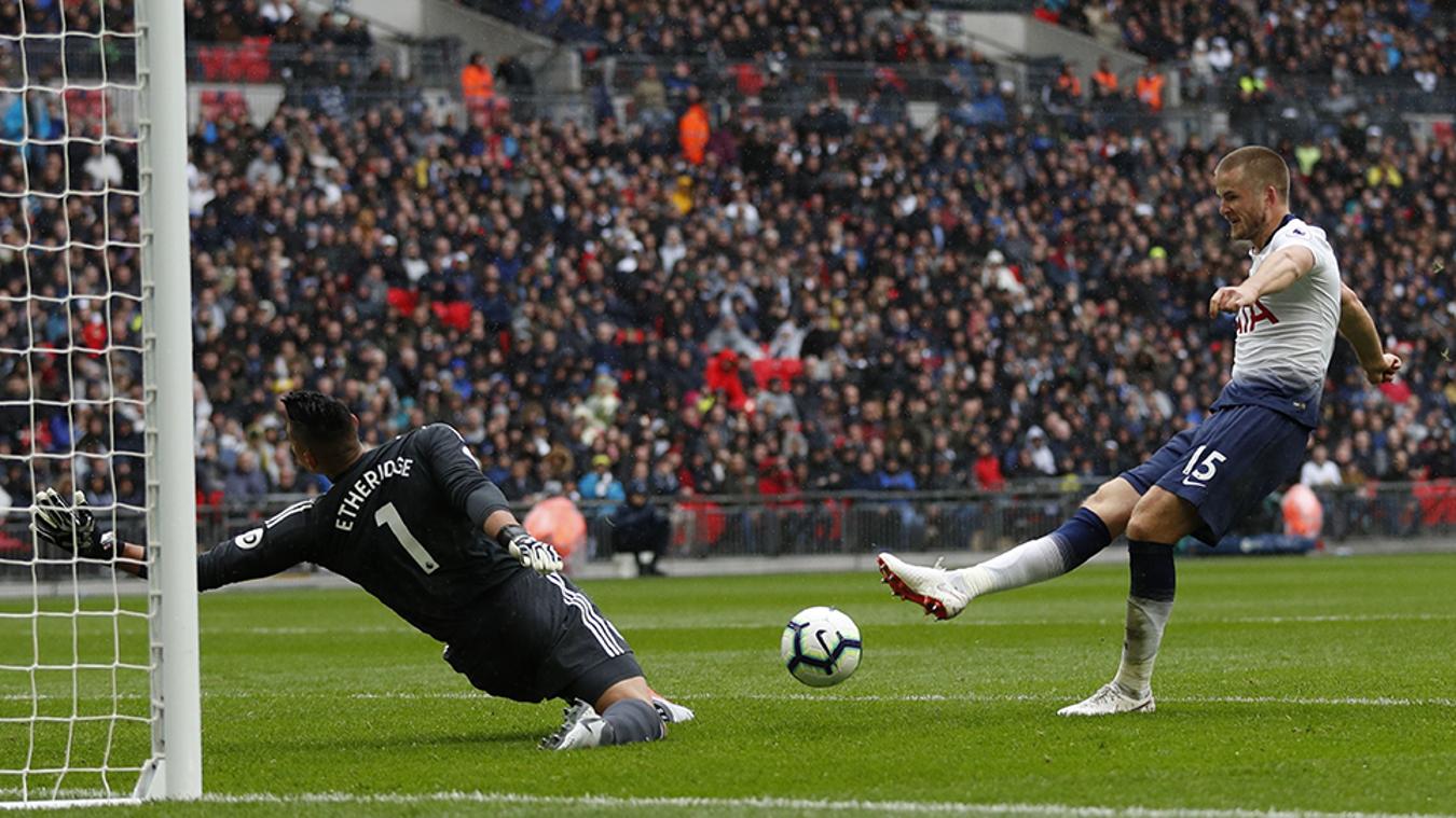 Tottenham Hotspur 1-0 Cardiff City