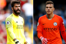 'Alisson is No 1 in Brazil'