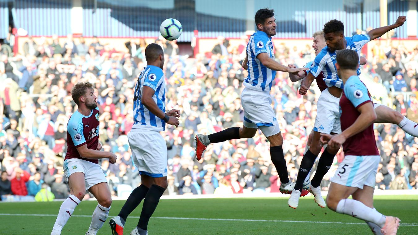 Burnley 1-1 Huddersfield Town