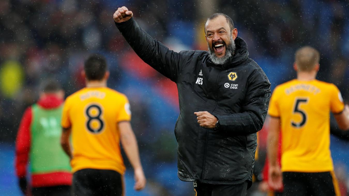 Crystal Palace 0-1 Wolverhampton Wanderers