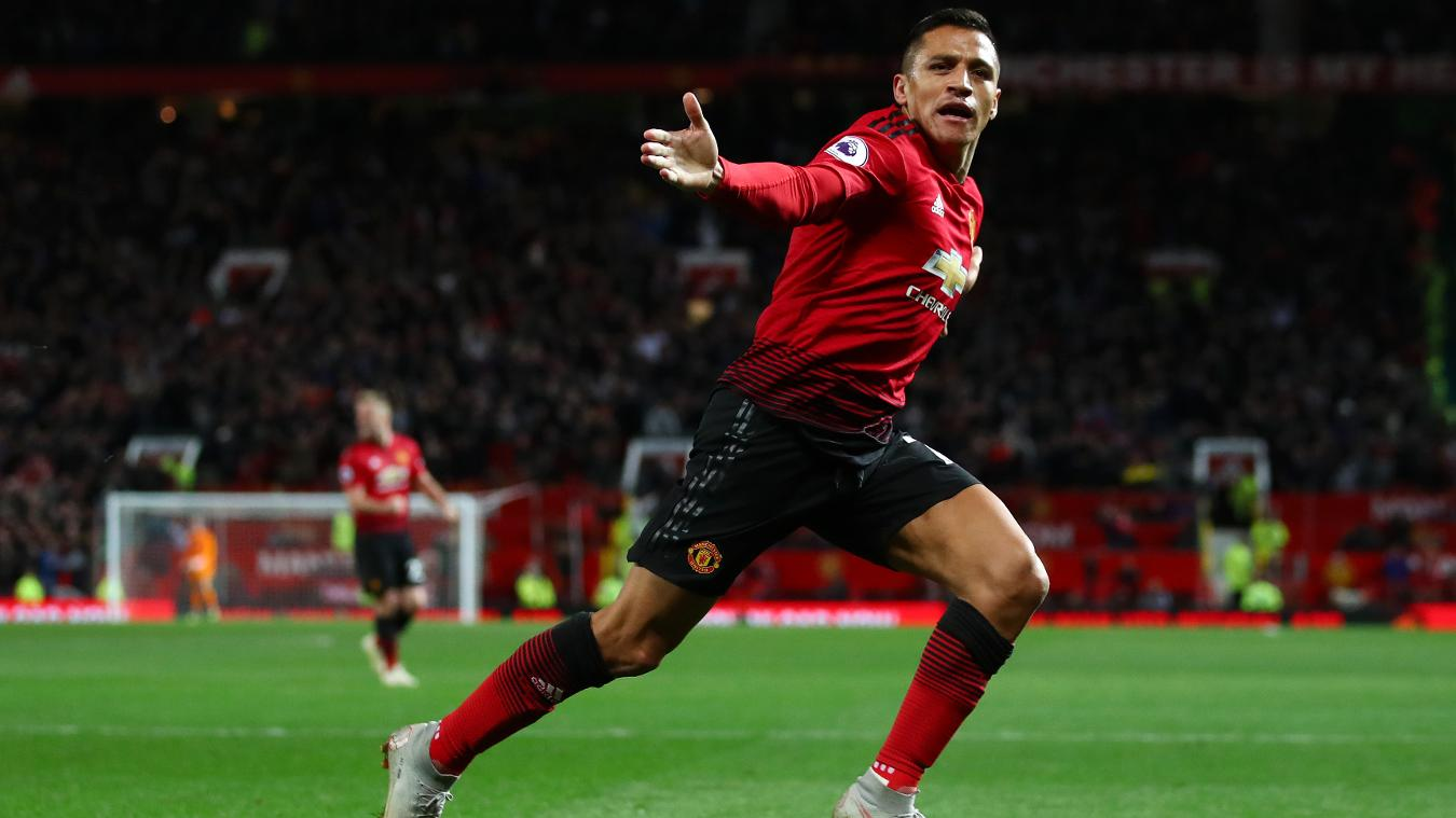 Manchester United 3-2 Newcastle United