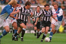 On this day - 9 Oct 1994: Newcastle 1-1 Blackburn