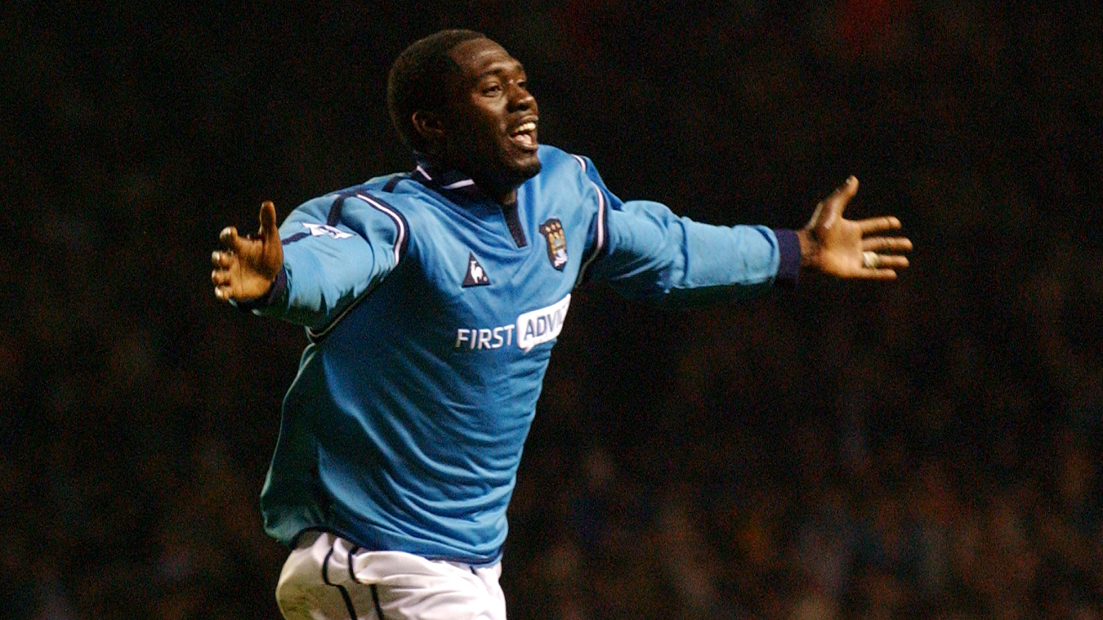 Marc Vivien-Foe, Man City
