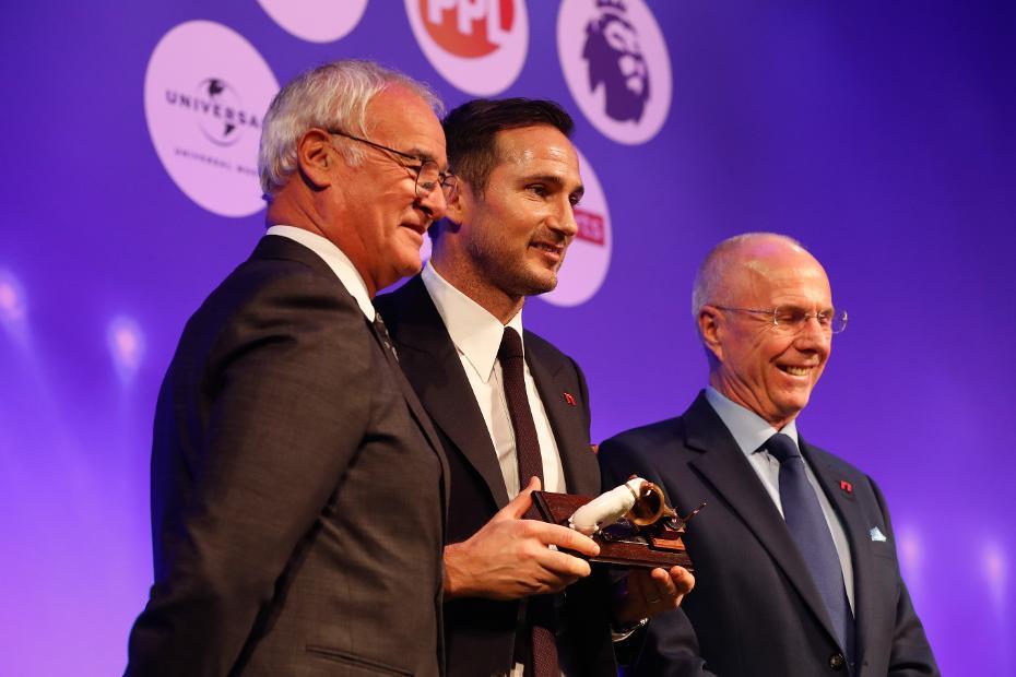 Frank Lampard, Legends of Football
