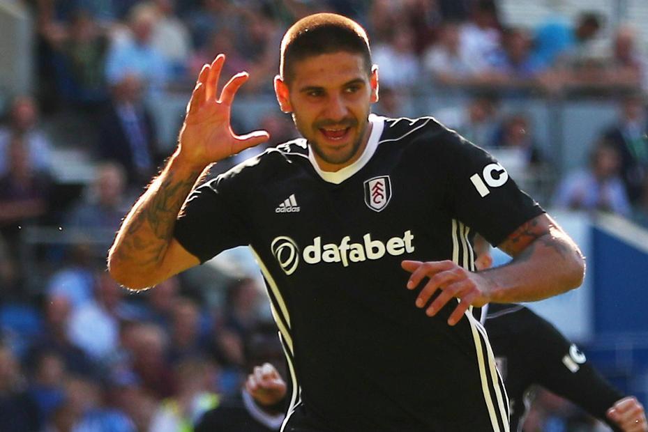 Aleksandar Mitrovic, Fulham