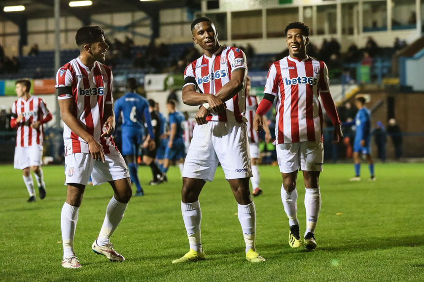 Tyrese Campbell, Stoke City
