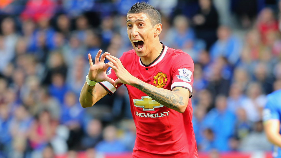 Angel Di Maria, Man Utd