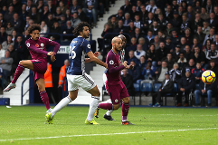 On this day - 28 Oct 2017: West Brom 2-3 Man City