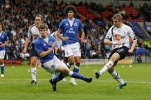 On this day - 25 Oct 2009: Bolton 3-2 Everton