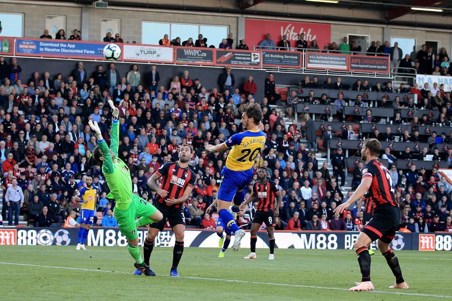 AFC Bournemouth 0-0 Southampton FC