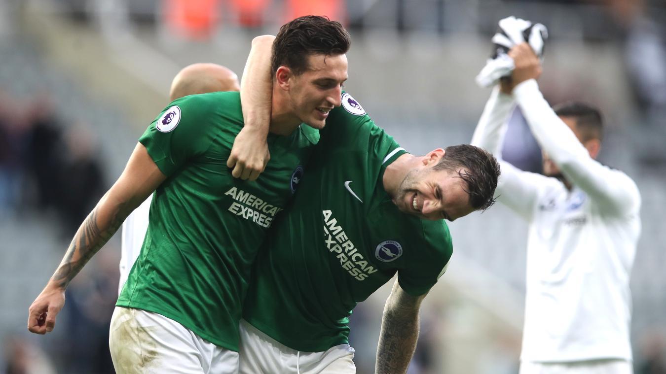 Newcastle United 0-1 Brighton & Hove Albion