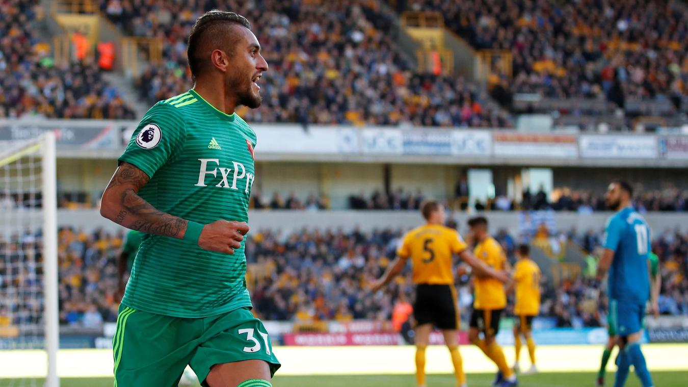 Wolverhampton Wanderers 0-2 Watford