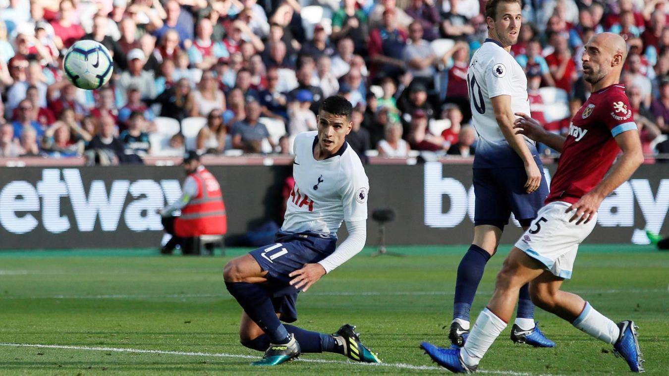 West Ham United 0-1 Tottenham Hotspur